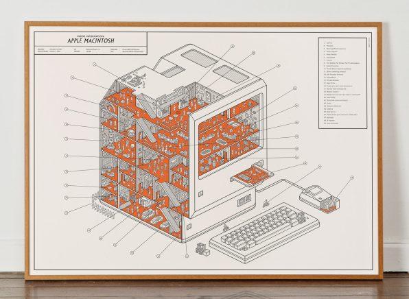Apple Macintosh / Malik Thomas