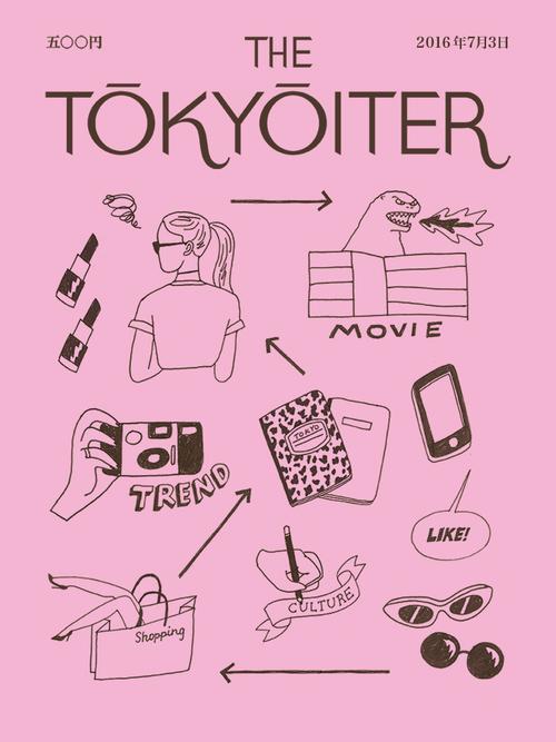 Tokyoiter - Walnut
