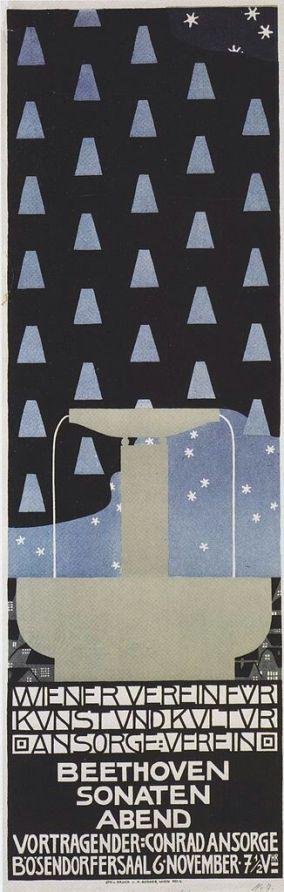Art poster - Moser