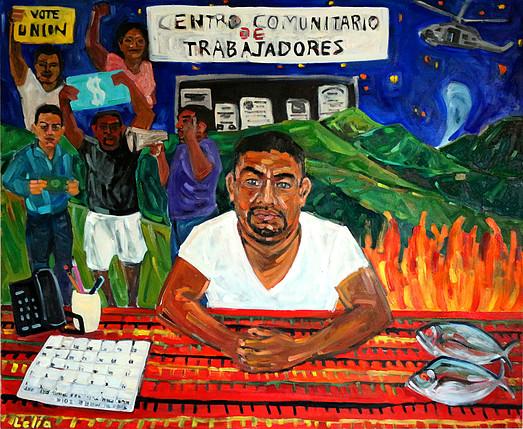 Adrian and the Centro Comunitario