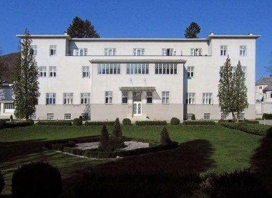 Sanatorio di Purkersdorf - J. Hoffman