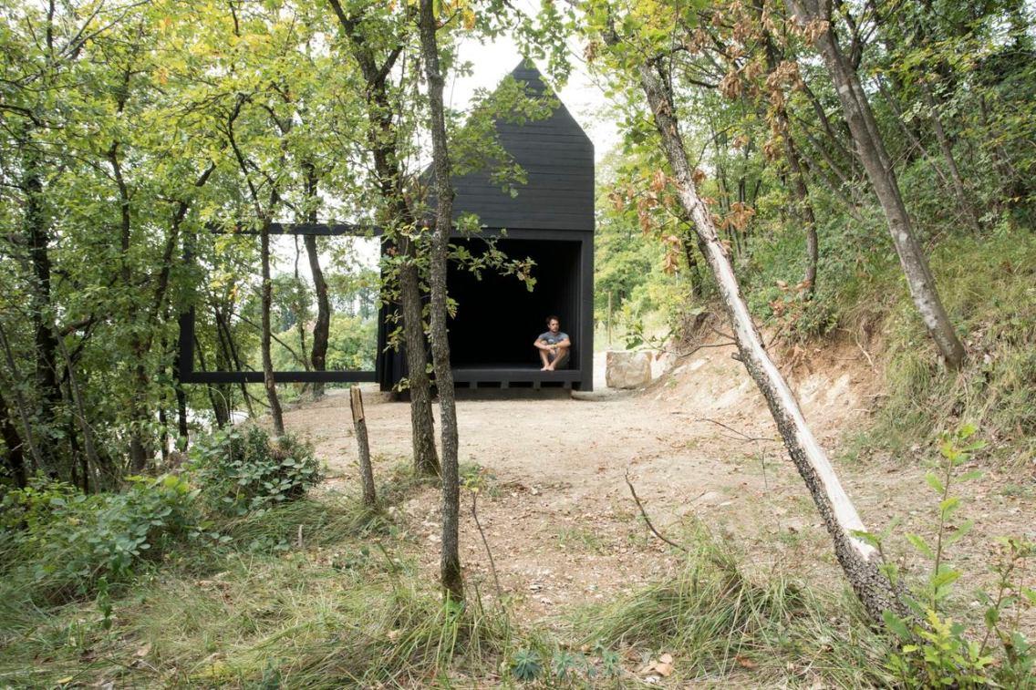 STUDIO associates, Chapel of Silence