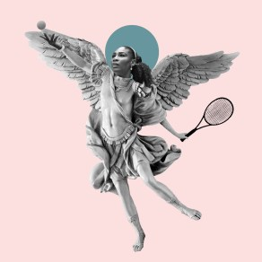 Serena – Women To Look Up To
