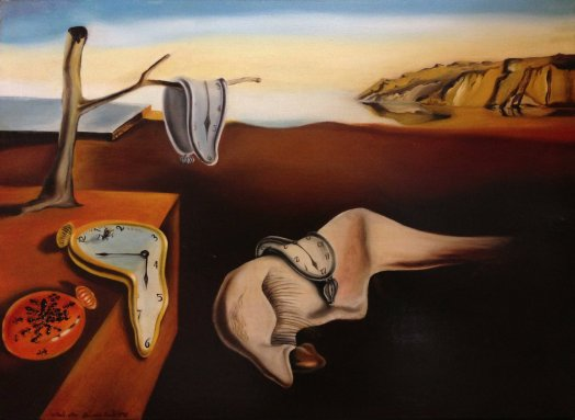 Salvador Dalí – The Persistence of Memory (1931)