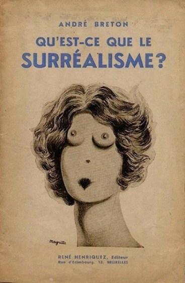 Qu'est-ce que le surréalisme ? – André Breton