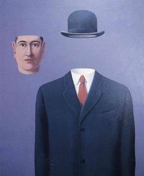 René Magritte – The Pilgrim
