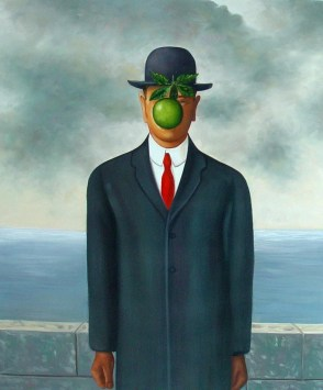 René Magritte – The Son of Man