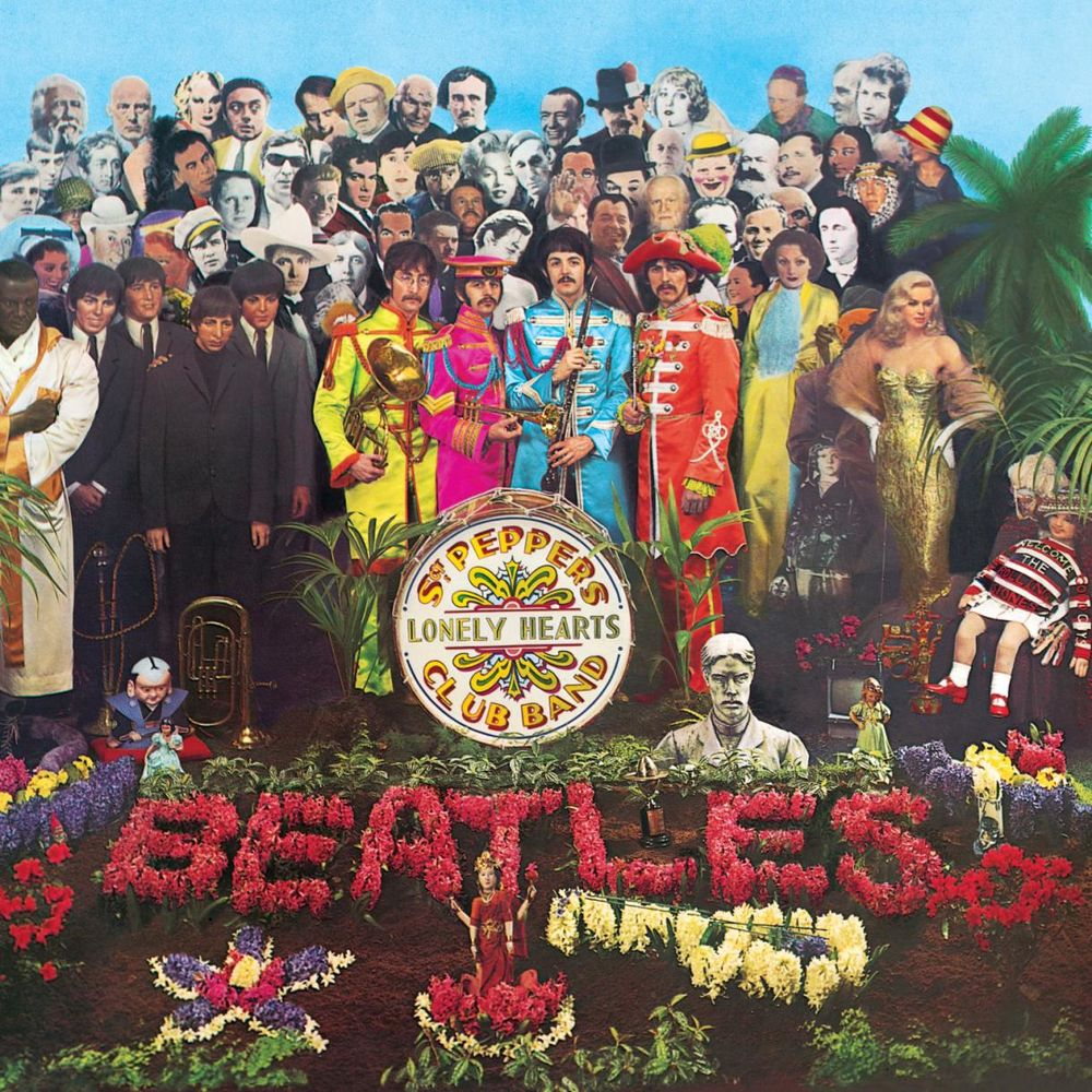 Sgt. Pepper's Lonely Hearts Club Band – © Peter Blake & Jann Haworth