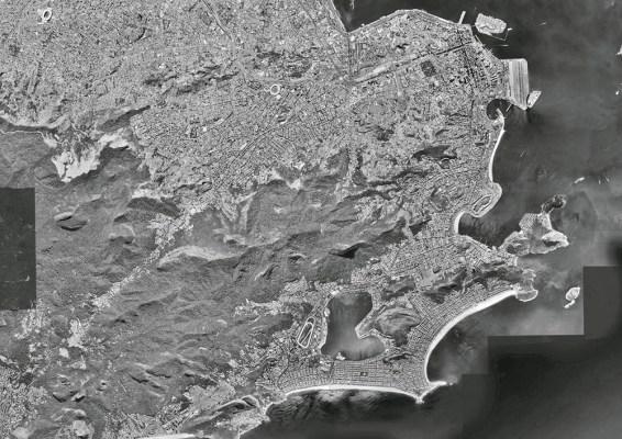 Rio de Janeiro dal satellite, Informal Rooting – © Alessandro Tessari