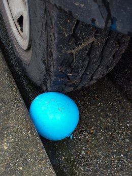 Where Balloons End Up
