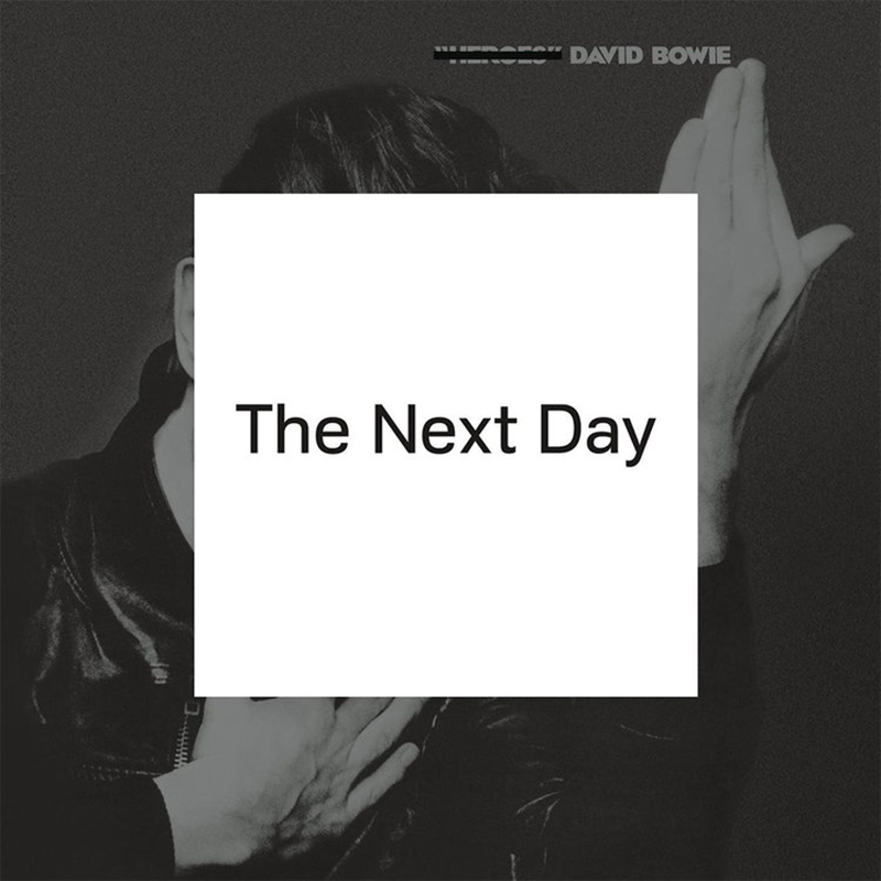 The Next Day – © Barnbrook