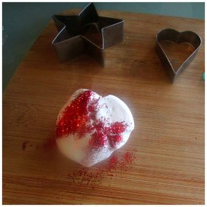 Arty Crafty Kids - Clay Heart Fingerprint Keepsake