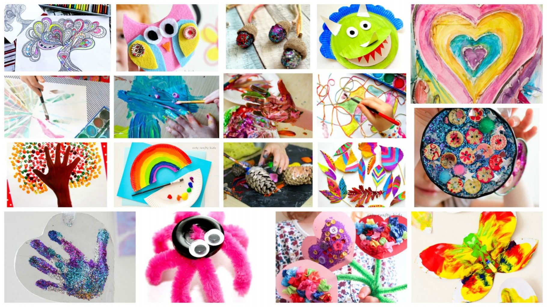 Arty Crafty Kids | About | Art and Craft for Kids