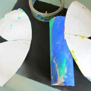 Arty Crafty Kids - Easy Preschool Butterfly Craft