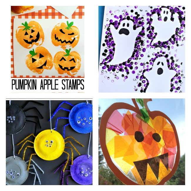 halloween arts and crafts ideas for children 20 easy crafts arty crafty 8096