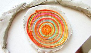Arty Crafty Kids - Craft - Crafts for Tweens and Teens - Yarn Trinket Bowls