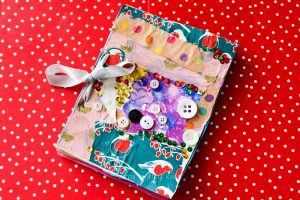 Arty Crafty Kids - Art - Easy Recycled Art Journal
