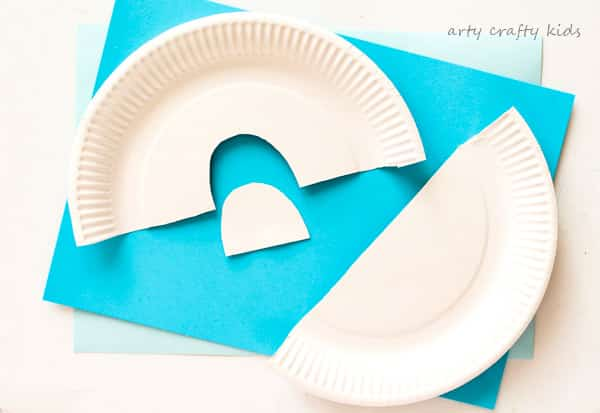 Easy Paper Plate Rainbow Craft  sc 1 st  Arty Crafty Kids & Easy Paper Plate Rainbow Craft - Arty Crafty Kids