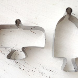 Arty McGoo's Cake Stand Cookie Cutters