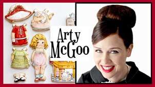 Cookie Decorating 101 Arty Mcgoo Liz Adams