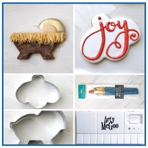 Arty's Holiday Cookie – Party In-a-Box Bundle