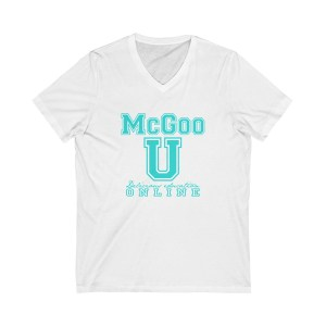 McGoo U V Neck Tee