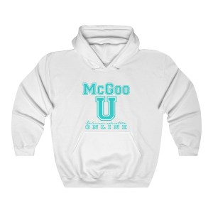 McGoo U Hooded Sweatshirt