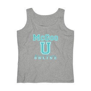 McGoo U Tank Top
