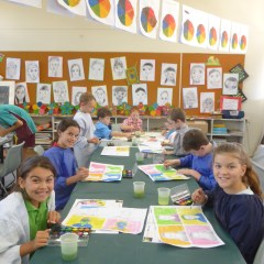 Arty Kids – Term 1 2016 – Gallery 4