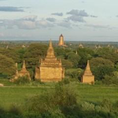 Exploring Bagan on E Bikes – Day 3