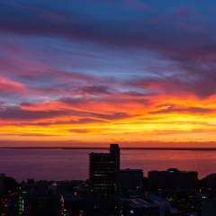 Darwin CBD Sunset