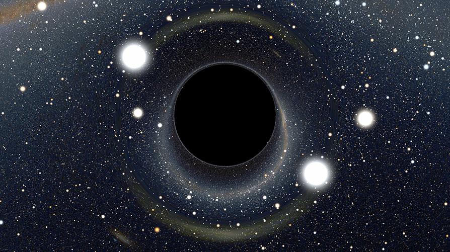 Un trou noir
