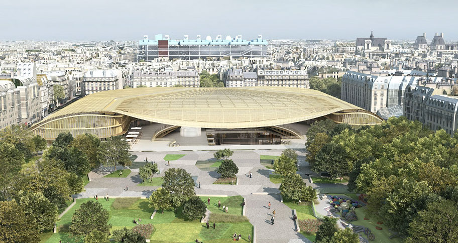 Châtelet Les Halles