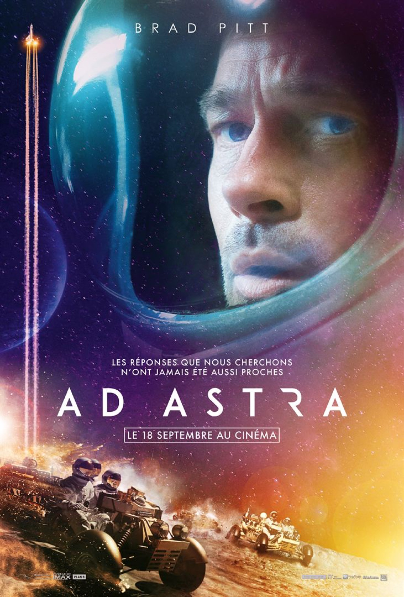 Affiche Ad Astra