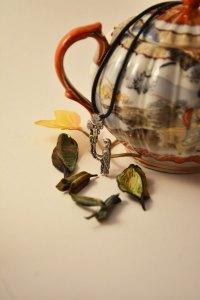Armenian Handmade Sterling Silver Pendant Letter ge
