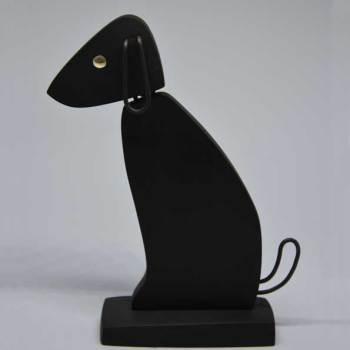 Handmade Wooden Dog