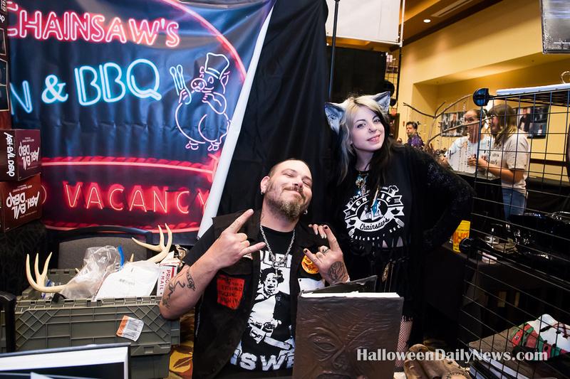 Chainsaw's Chicken & BBQ Masks & Props