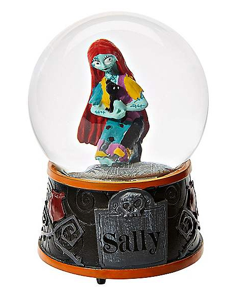 Sally Musical Snow Globe