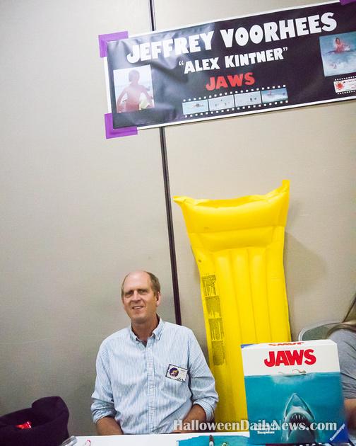 Jeffrey Voorhees ('Jaws')