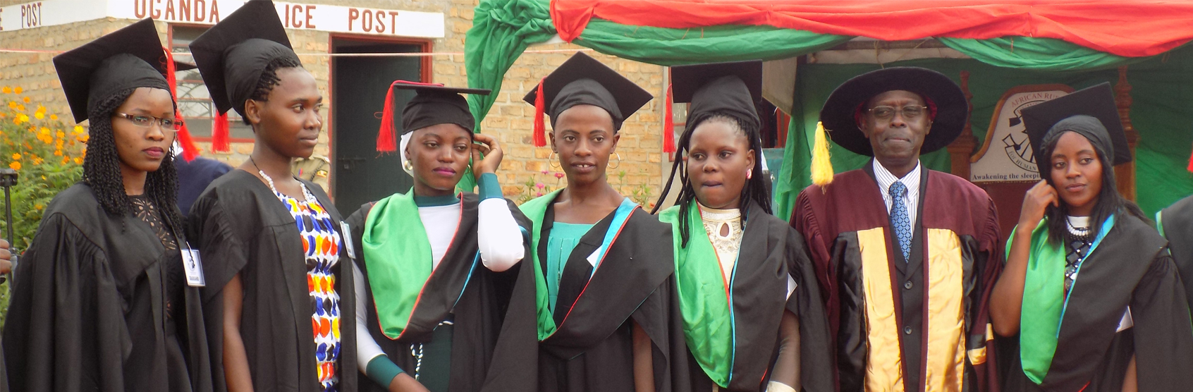 ARU Holds the 4th Graduation Ceremony