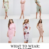 Easter Dresses and April Weddings
