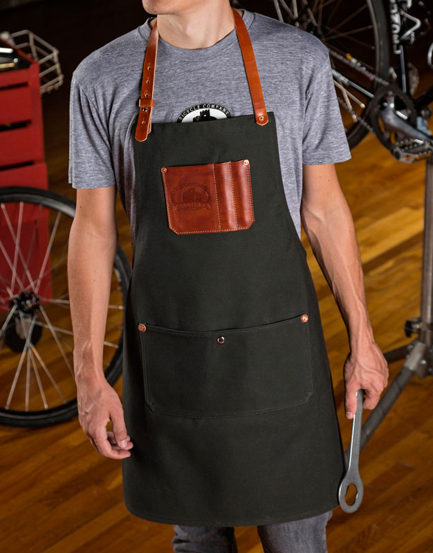 Shop Apron Arundel Bicycle Company