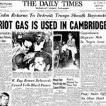 Cambridge Riots