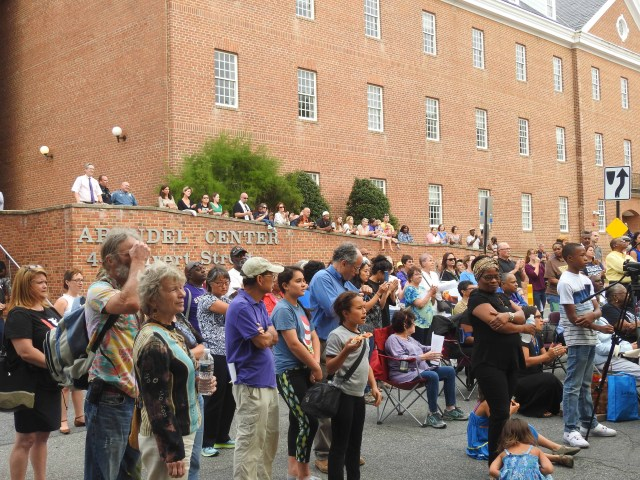 "Annapolis celebrates Martin Luther King's ""I Have A Dream"" speech on Aug. 28, 1963"