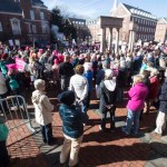 Womens March Annapolis Maryland 2018 (100)
