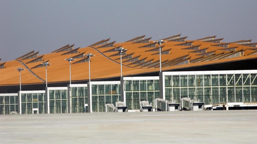 Sustainable Expansion of Beijing Airport   Terminal 3   Arup 1