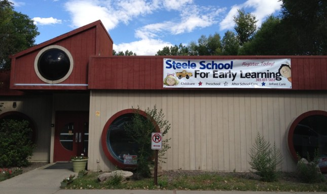 Steele School For Early Learning building