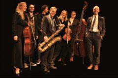 Fredrik Lindborg – trio och stråkkvartett