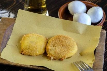 ArVolo Mozzarella in carrozza con fior di latte