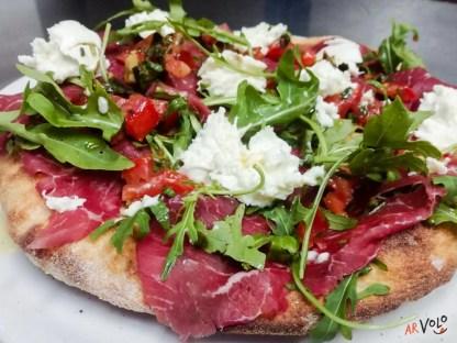 Pizza Gourmet carne salada